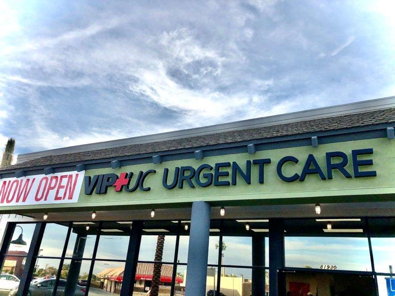 VIP Urgent Care Opens in Indio