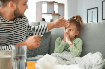 Strep Throat and Bronchitis: Common Winter Illness'