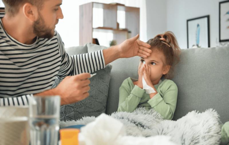 Strep Throat and Bronchitis: Common Winter Illness'
